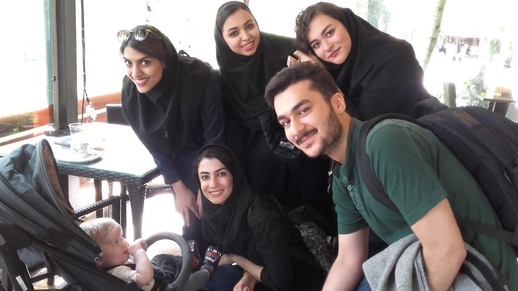 Reizen in Iran