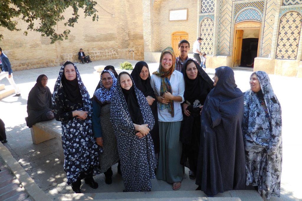 Iran als vakantieland