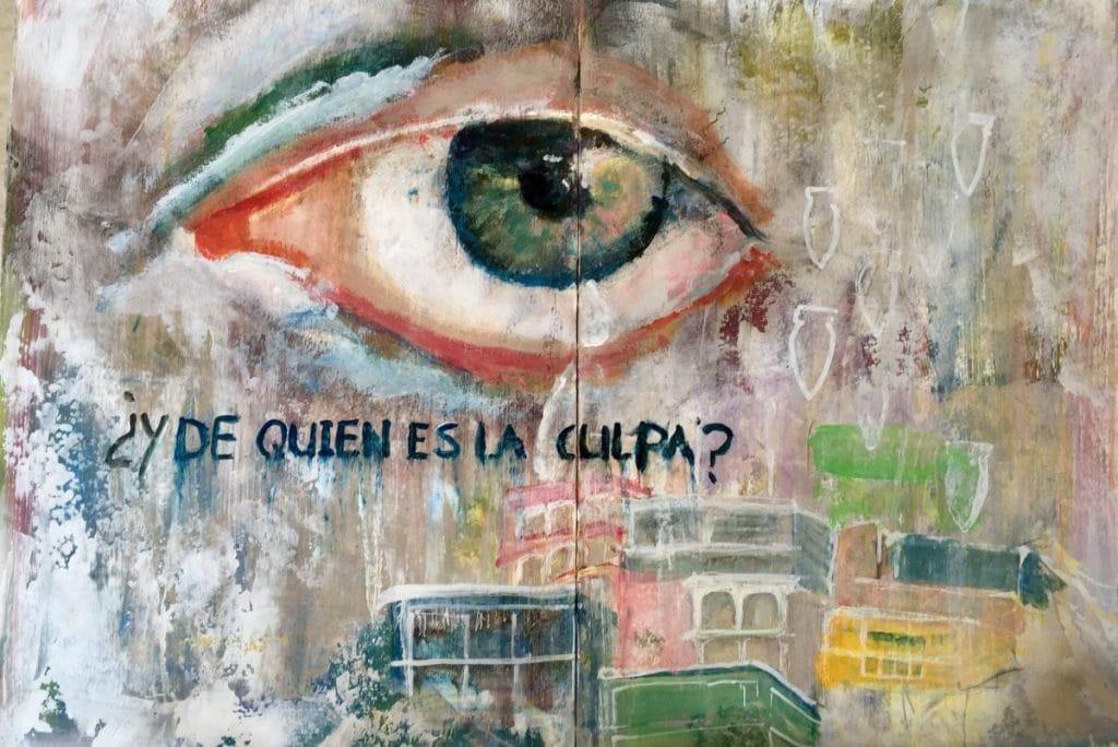Venezuela, Caracas, kunst