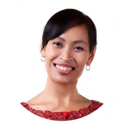 Ana van Valen - Indonesië