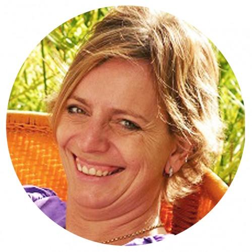 Susanne van Lieshout - Kenia