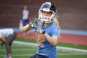 Vrouwen in American Football