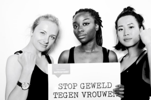 Action aid vrouwen