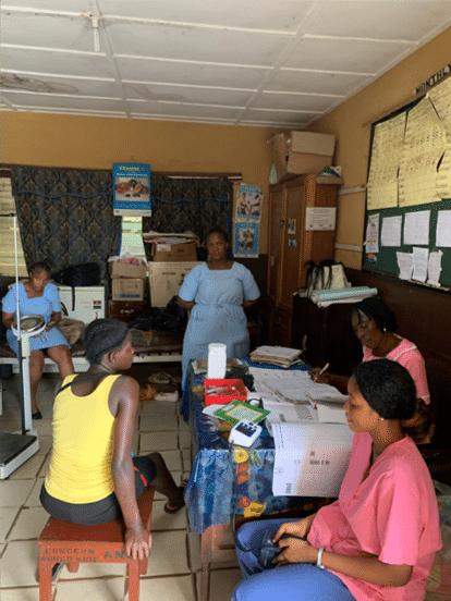 Zwangerschap, Freetown