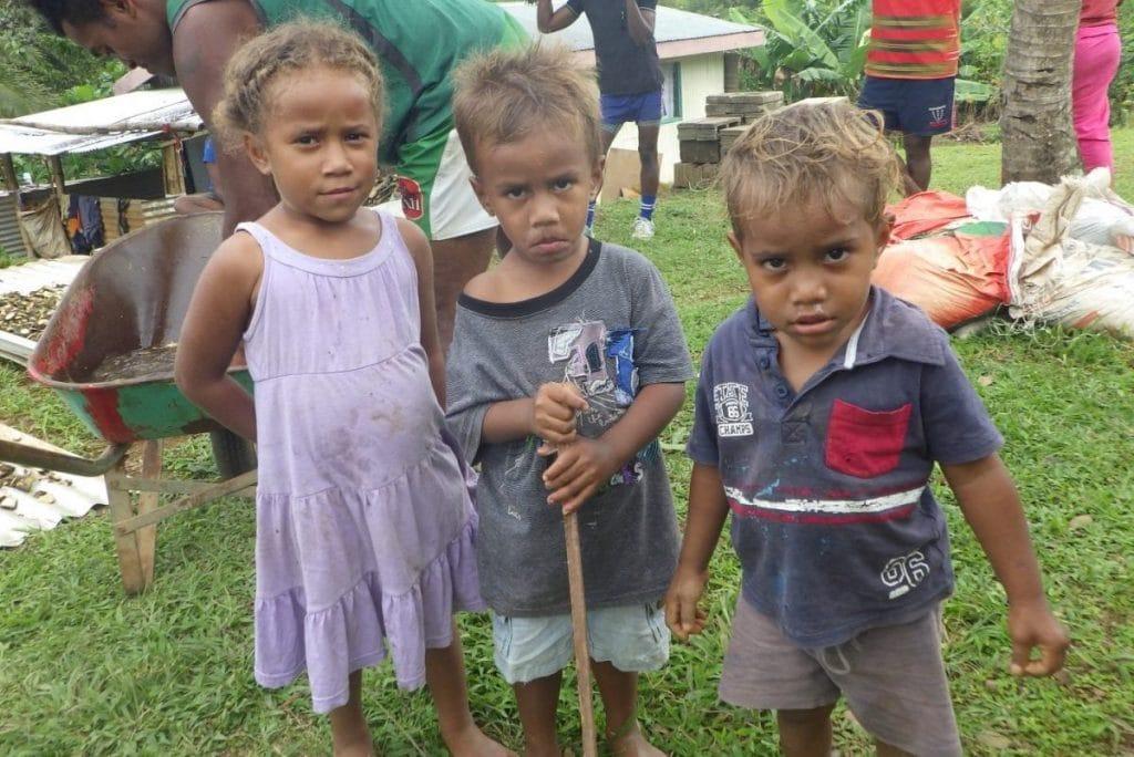 Fiji kinderen