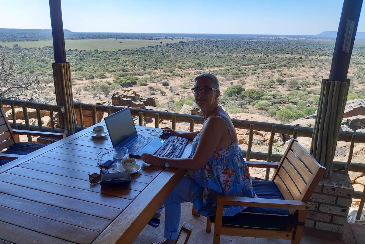 """Astrid in Zuid Afrika: """"Ik wil mij afsluiten en gewoon gelukkig zijn."""""""