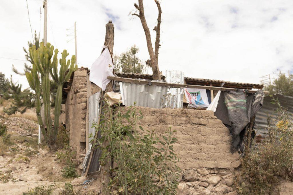 """Frederique strijdt in Peru tegen armoede en honger: """"Ineens stond ik nu zelf onderaan de statusladder..."""""""