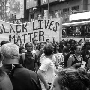 Zwarte mannen worden nog altijd als bedreigend gezien