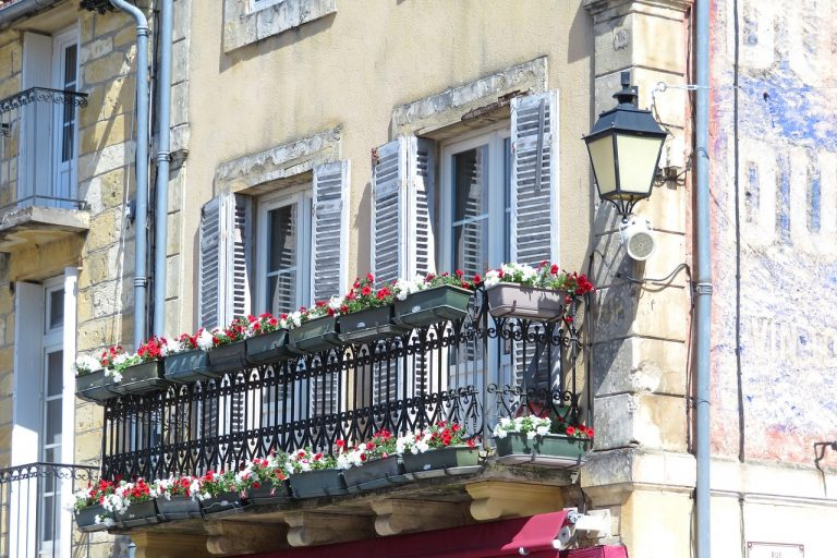 Making memories op ons Franse balkon