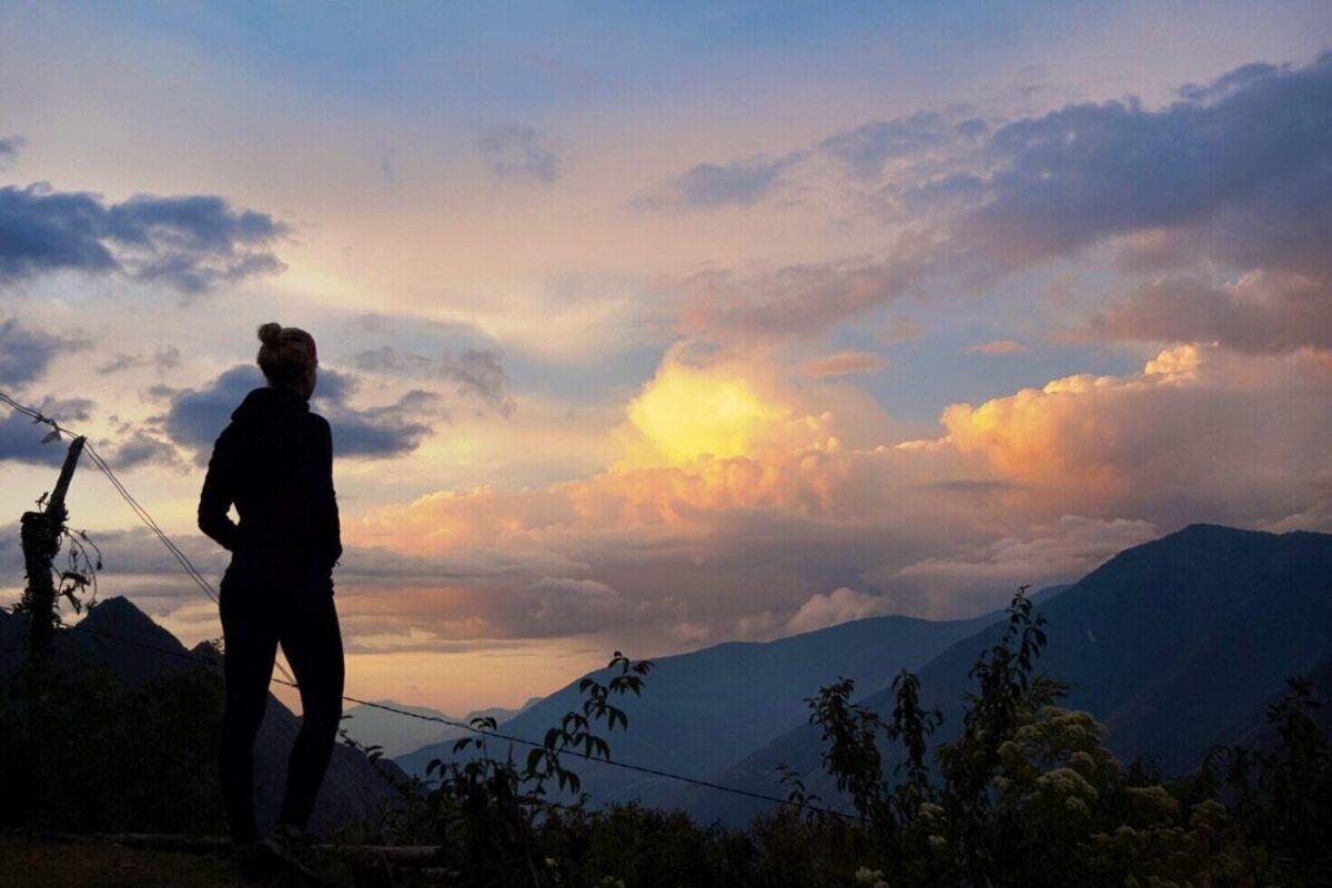 Machu Picchu - Anne Honders
