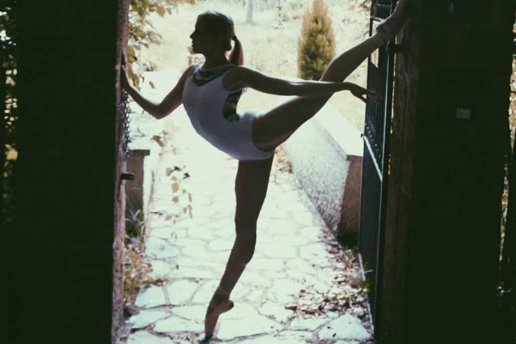Ballerina in Malta