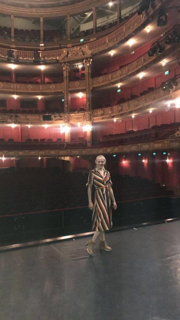 Amber is ballerina in Malta: 'Dans is zo ongelofelijk veel meer dan beweging!'