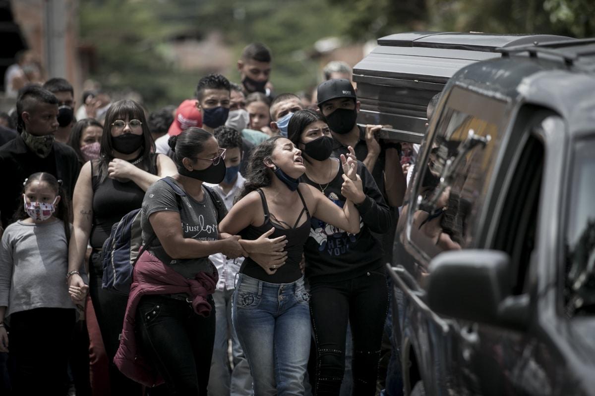 massamoorden Colombia
