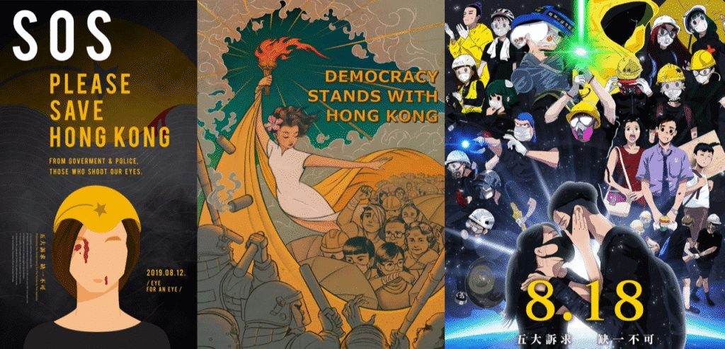 Geweld, protesten en corona... Is Hong Kong nog wel mijn thuisland?