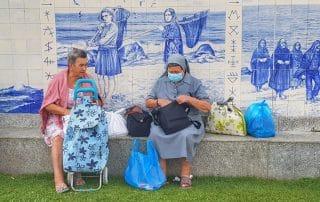 Portugese vrouwen