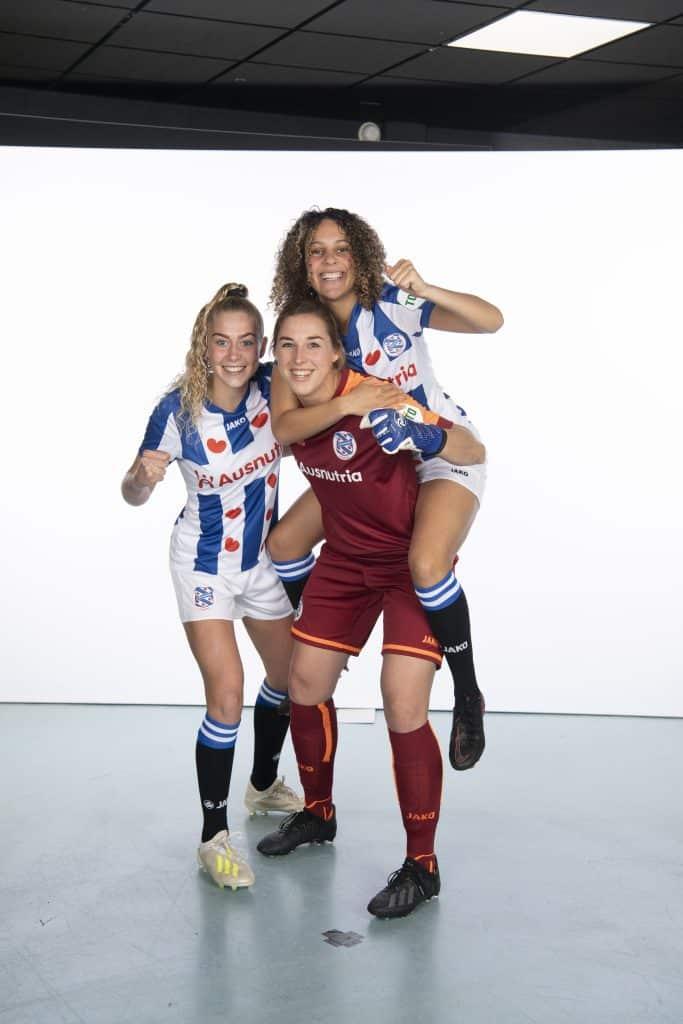 sc Heerenveen vrouwenelftal