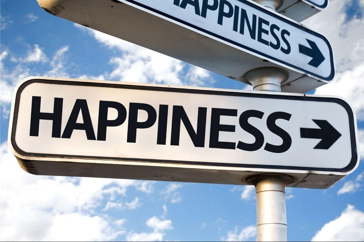 Balans en geluk