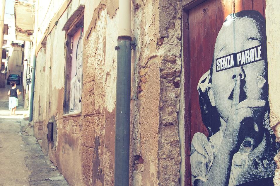 Street art experience