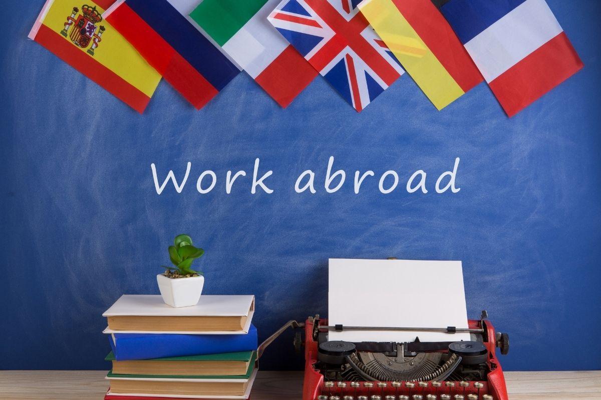 Werken buitenland