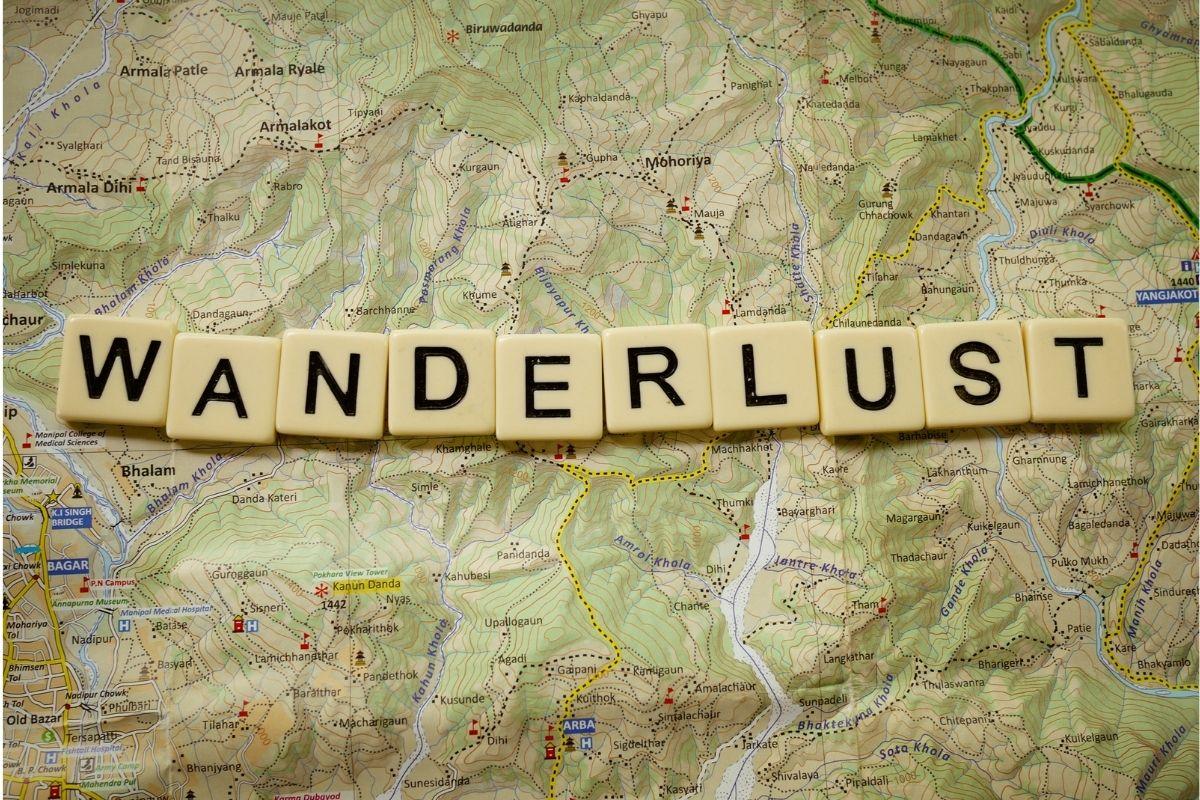 Wereldwijven Wanderlust
